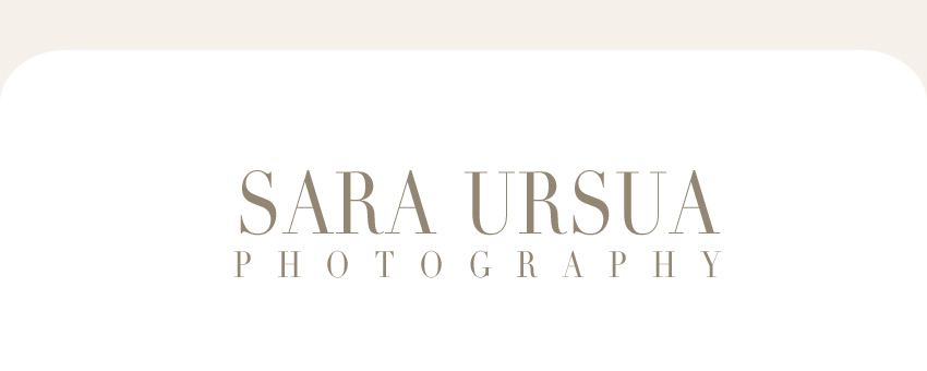 SARA URSUA PHOTOGRAPHY | BLOG logo